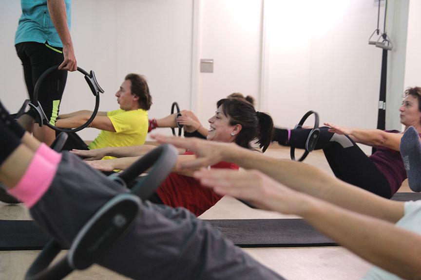 El Pilates I L'esport