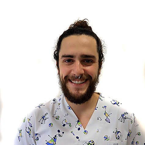 Álvaro iturregui fisioterapeuta vitruvi centre de salut
