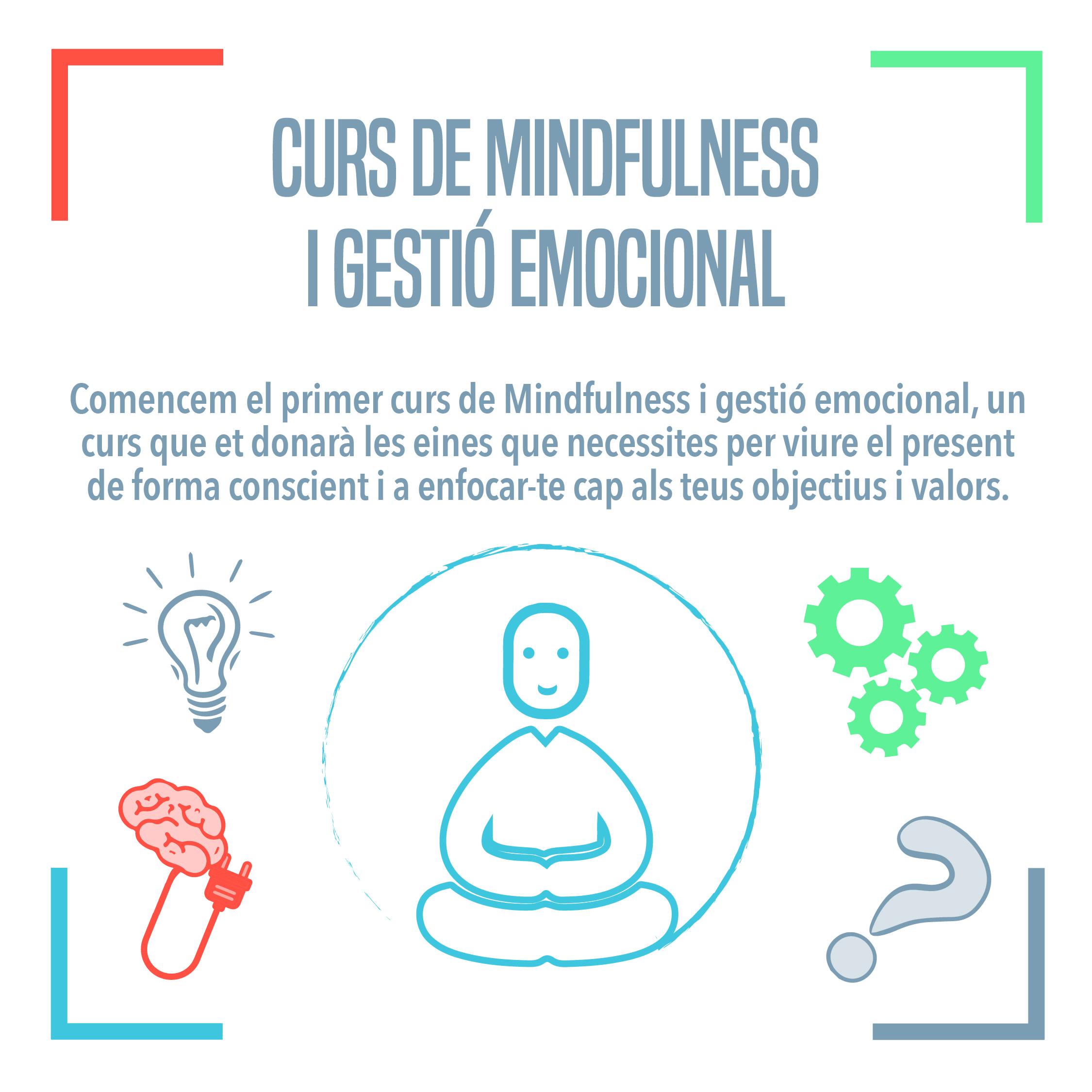 Curs Mindfulness Al Baix Llobregat